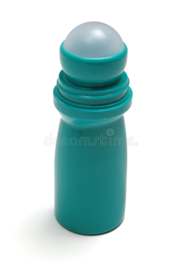 deodorant royaltyfri fotografi