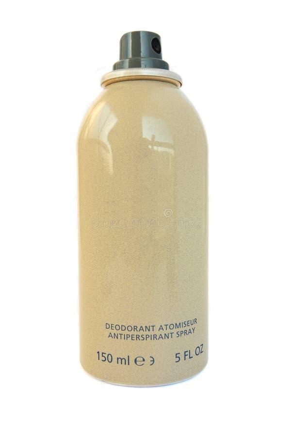 Deodorant stock afbeelding