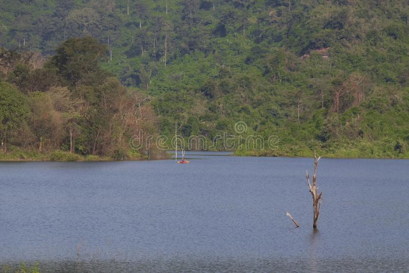 Depósito en la provincia de Nakhon Ratchasima foto de archivo libre de regalías