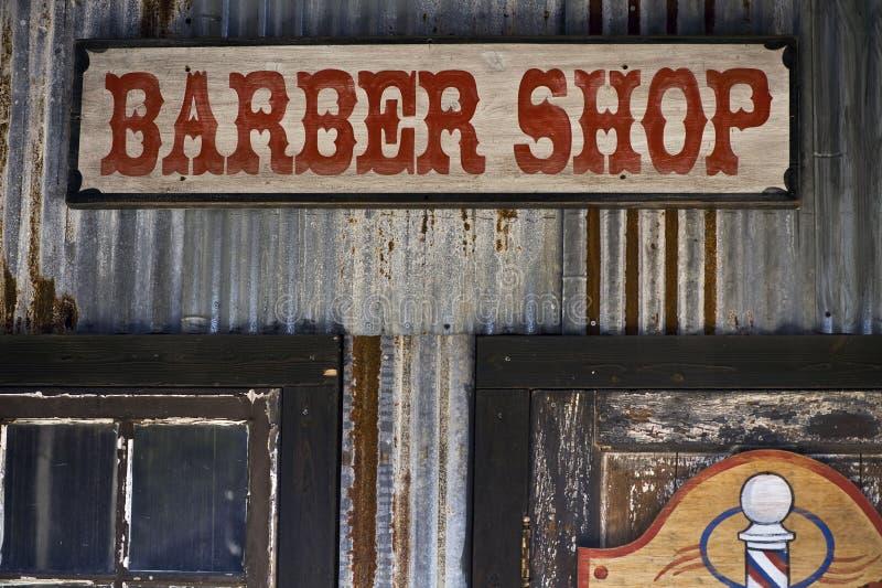 Departamento de peluquero foto de archivo