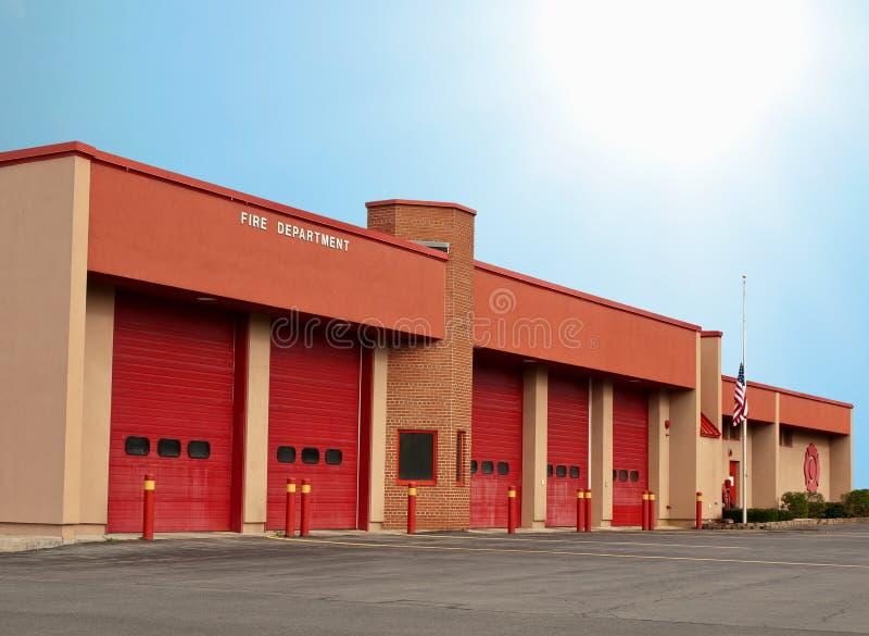 Departamento dos bombeiros fotos de stock royalty free