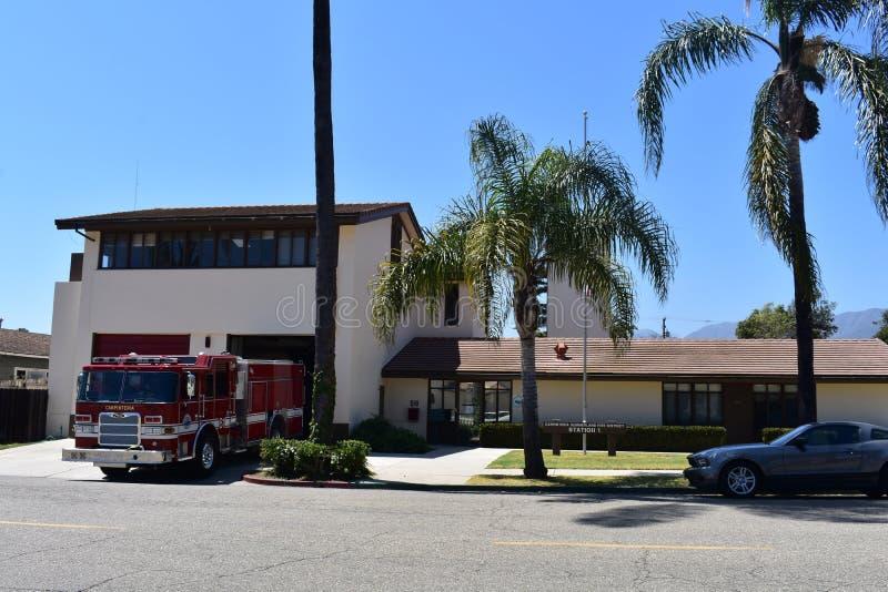 Departamento dos bombeiros de Carpinteria-Summerland, 1 imagem de stock