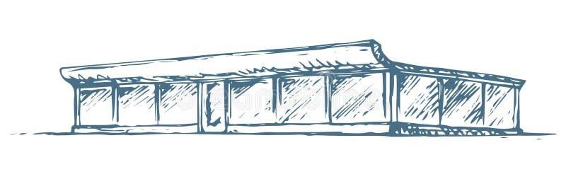 departamento Gráfico del vector libre illustration