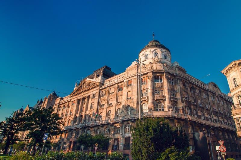 Departement av inre av Ungern royaltyfri fotografi