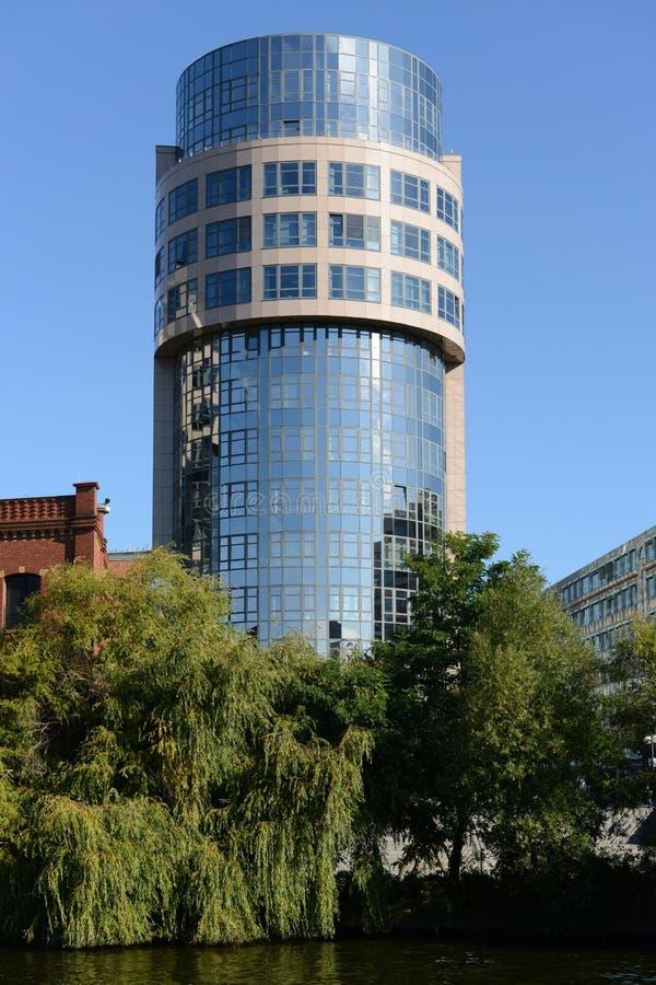 Departement av interioren i Berlin arkivfoto