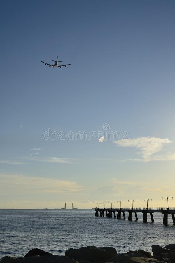 Departure royalty free stock photography