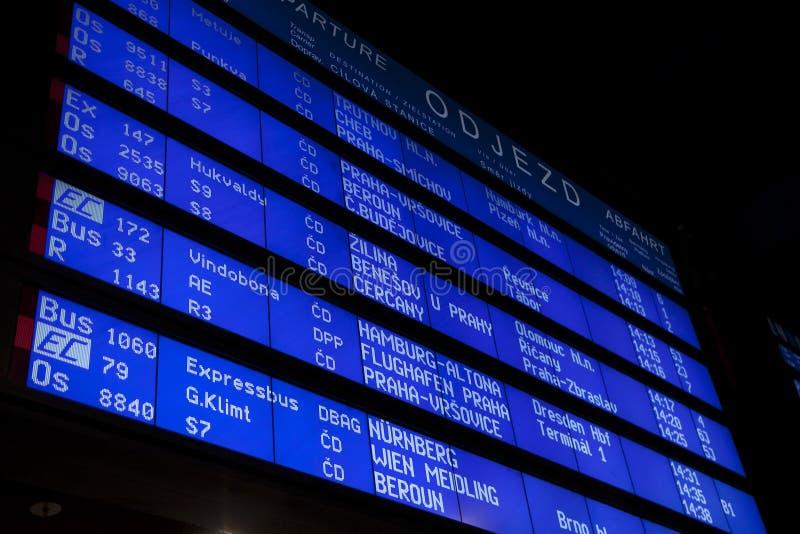 Download Departure Information Board Stock Photos - Image: 19784993