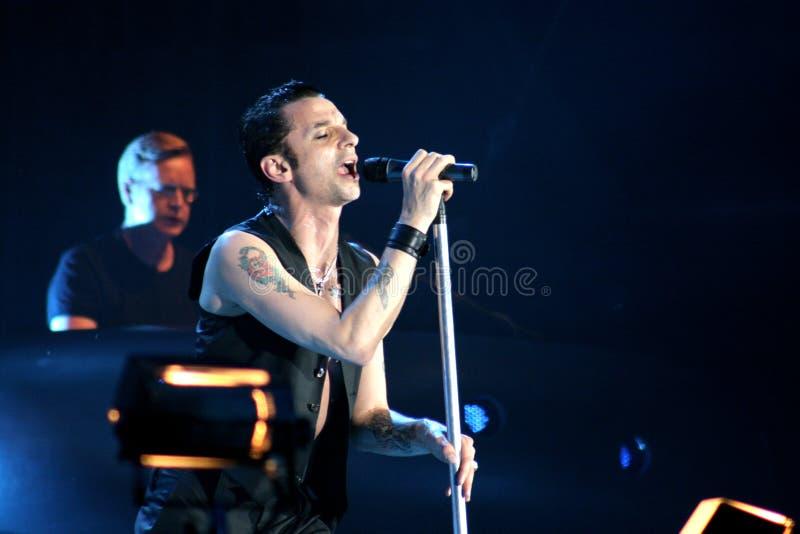 Download Depeche Mode editorial image. Image of depeche, romania - 8472770