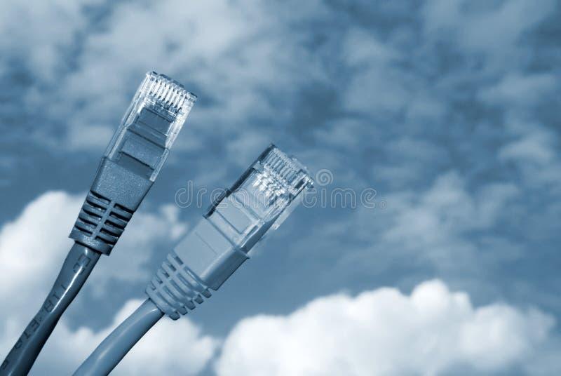 depeszuje internety zdjęcie stock