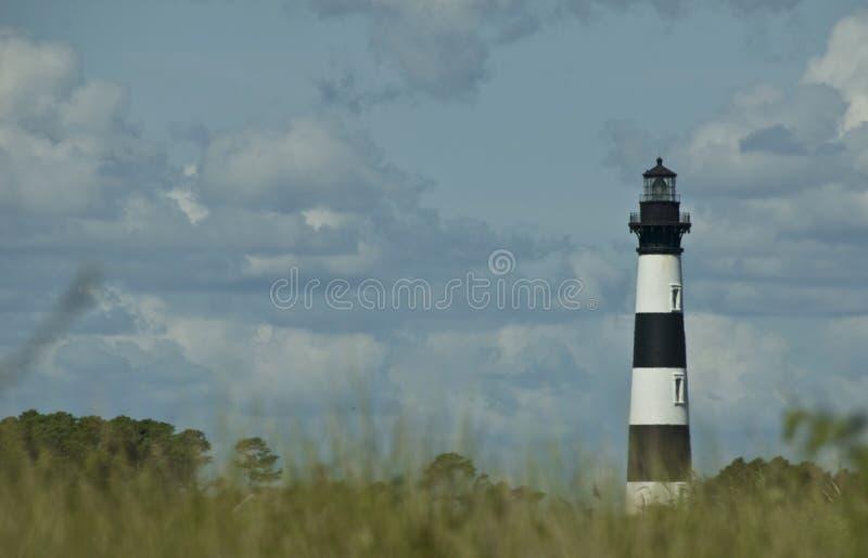 deponować pieniądze latarnię morską zewnętrzną obrazy stock