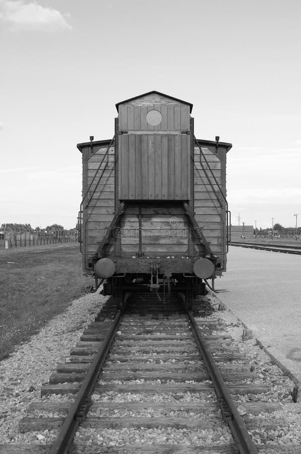 Download Deportation Wagon At Auschwitz Birkenau Editorial Stock Photo - Image: 28258483