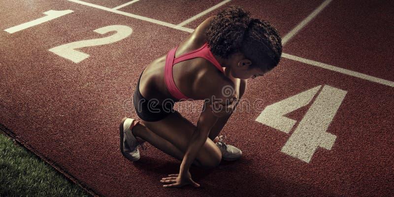 Deporte corredor fotos de archivo libres de regalías