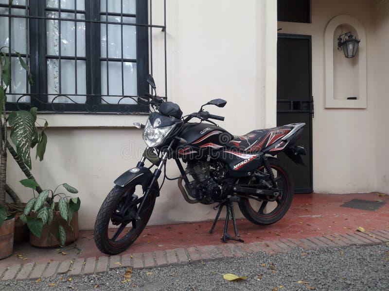 Deporte de la motocicleta fotos de archivo libres de regalías