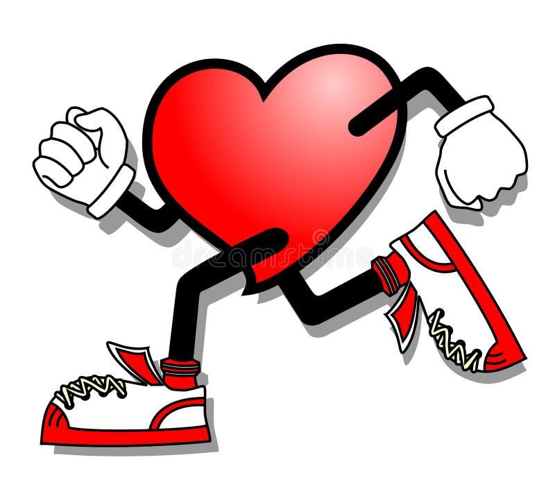 Deporte del corazón libre illustration