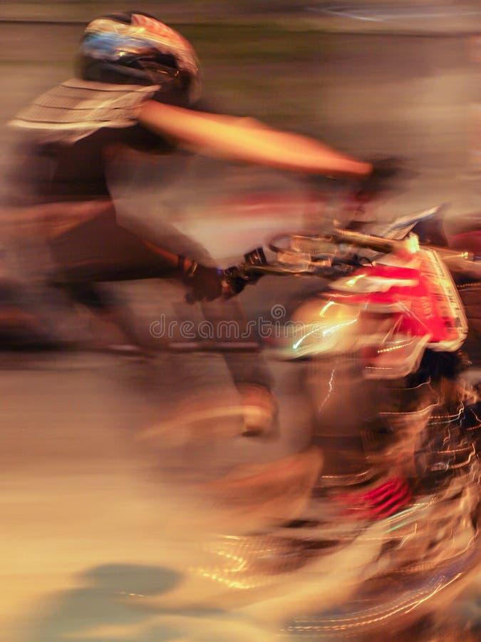 Deporte del extremo de la motocicleta imágenes de archivo libres de regalías
