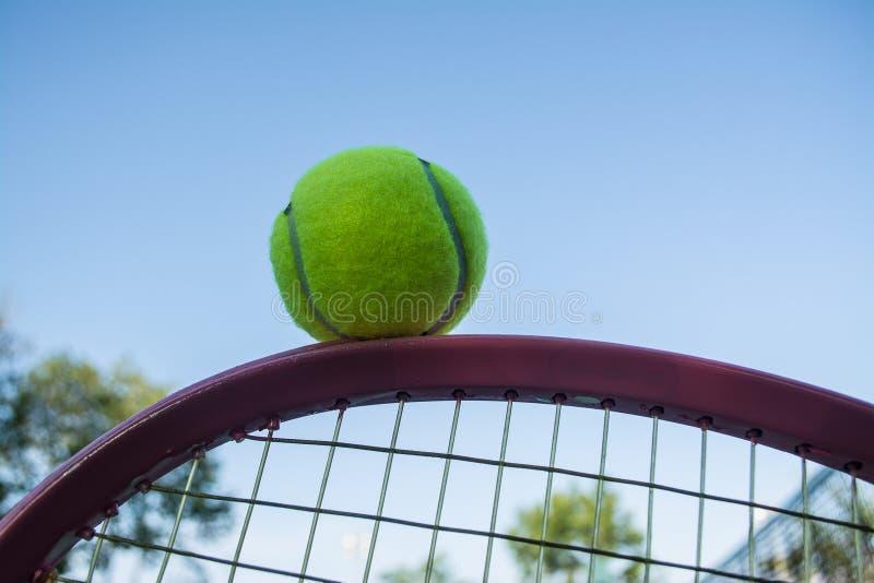 Deporte del tenis imagen de archivo libre de regalías