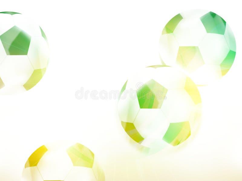 Deportes abstractos del fondo ilustración del vector