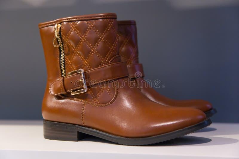 Deposito degli stivali immagini stock libere da diritti