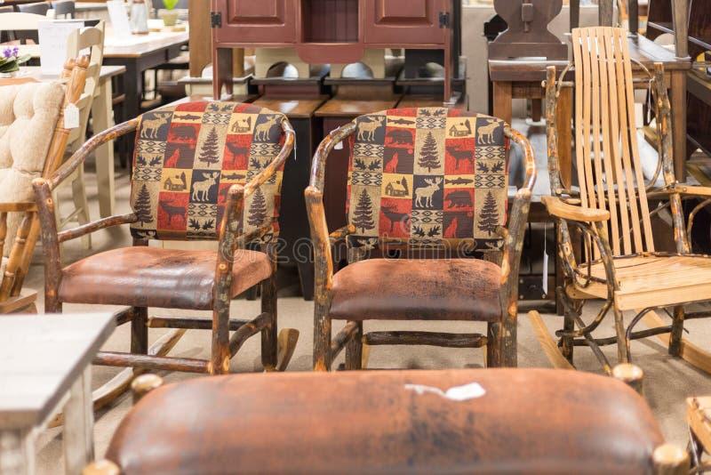 Deposito del mercato di Amish immagine stock