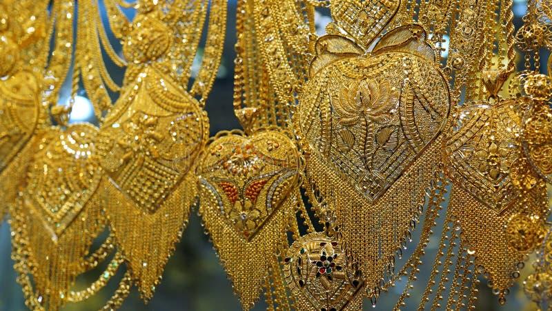 Deposito dell'oro immagini stock