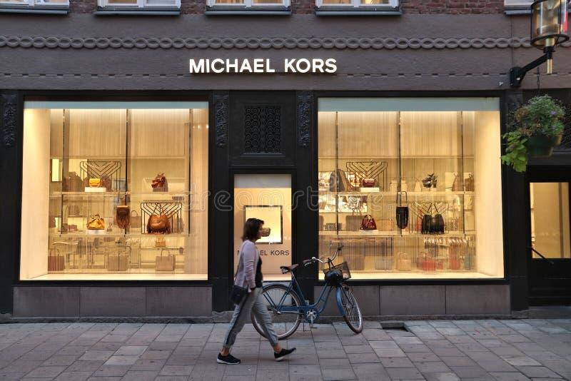 Deposito di kors di Michael fotografie stock