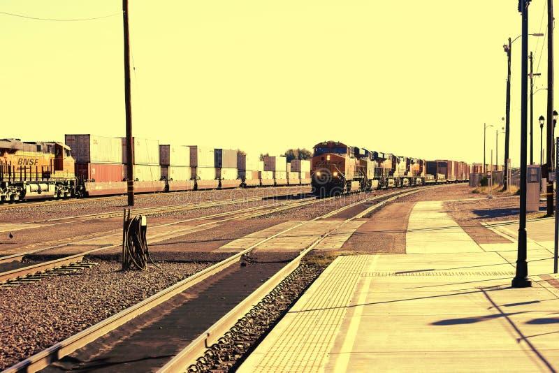 Deposito di trasporto in aghi fotografia stock libera da diritti