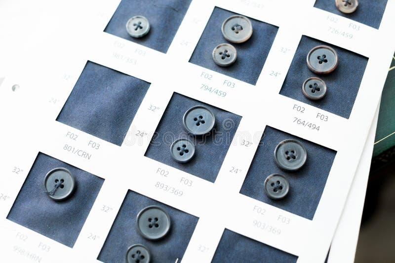 Deposito lothing di industria del tessuto del ¡ di Ð immagine stock