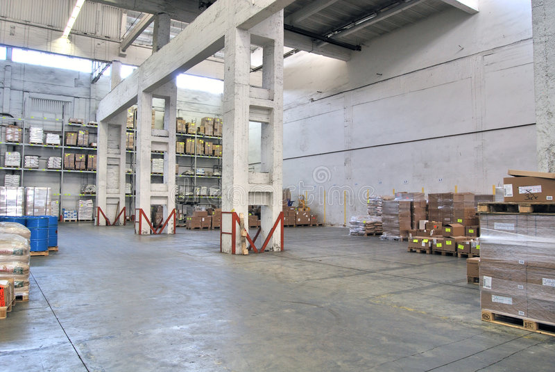 Depot stockfotografie