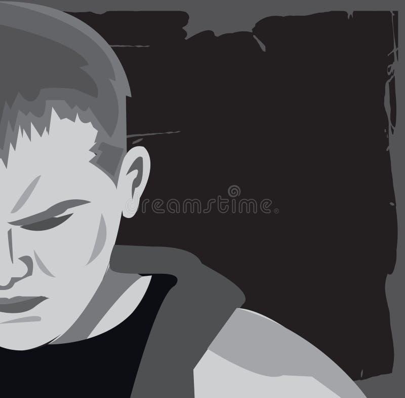 Depresión libre illustration