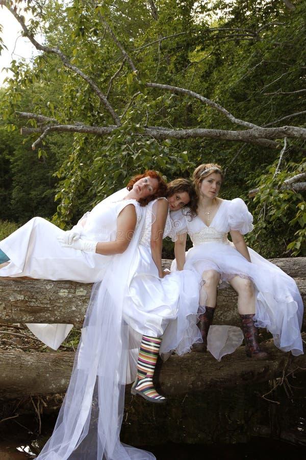 Depressed brides