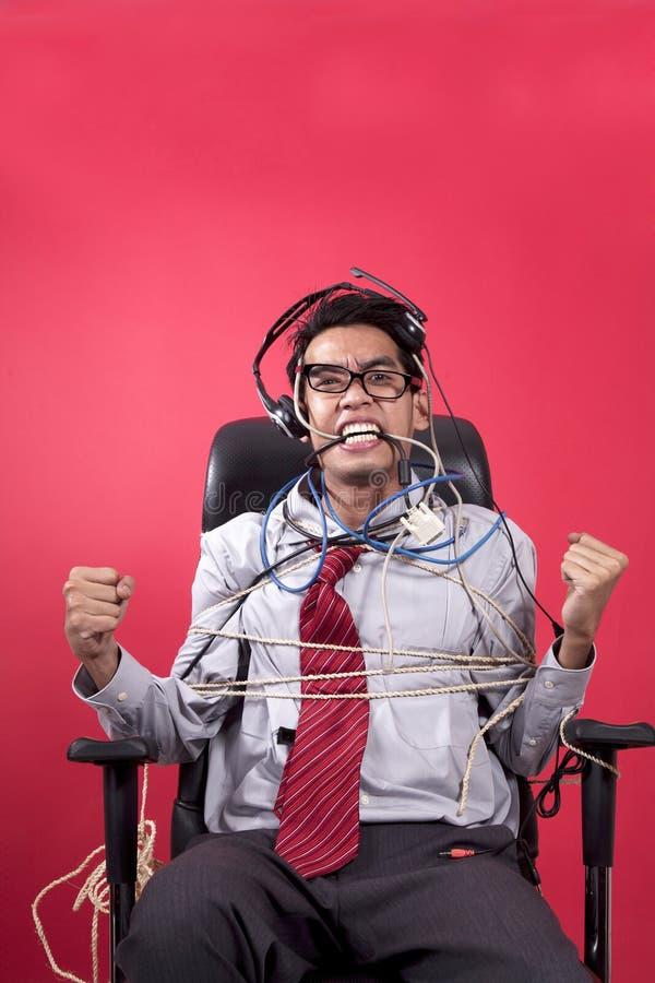Download Depressed support guy stock image. Image of depression - 22655027