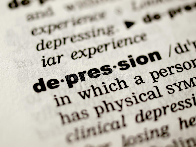 Amazing Depression Definition