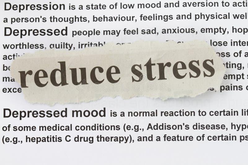 Depression symbol concept