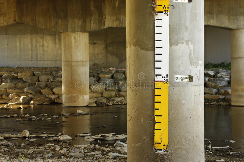 Download Depth Meter stock image. Image of surface, level, distance - 11225553