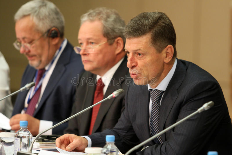 Deputy Prime Minister of the RF mr.Dmitry Kozak