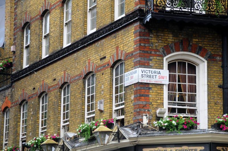 Der AlbertPub in London - Sonderkommando lizenzfreies stockfoto