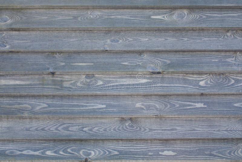 Der alte hölzerne Plankenzaun oder -wand im Dorf lizenzfreies stockbild