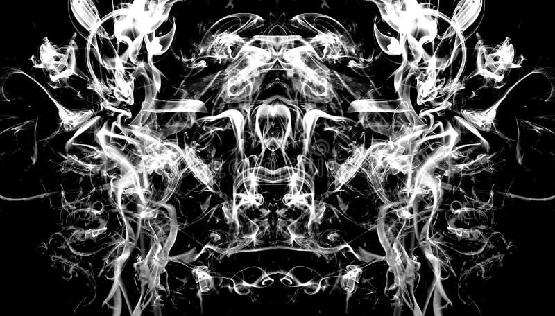 Der Ausländer vom Rauche 2 stockbilder