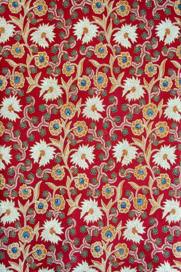 Der Batik lizenzfreie abbildung
