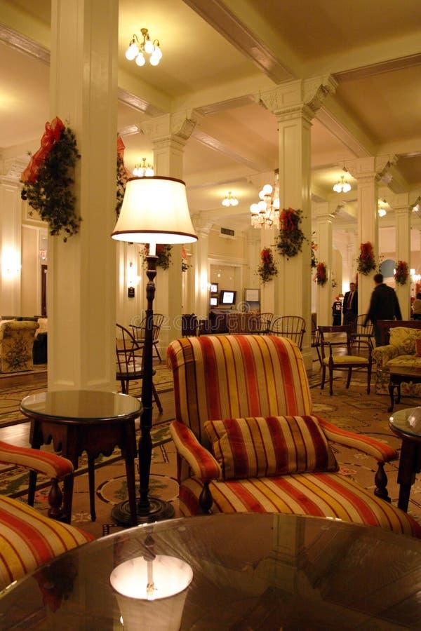 Der Berg Washington Hotel, Bretton Woods, USA lizenzfreie stockbilder