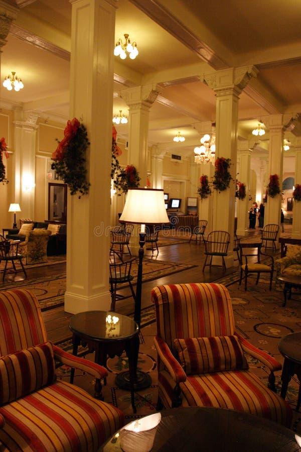 Der Berg Washington Hotel, Bretton Woods, USA stockfotos