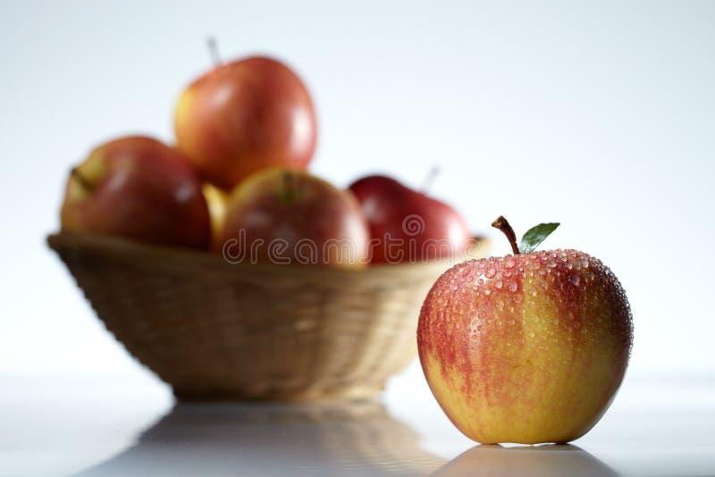 Der beste Apfel stockfoto
