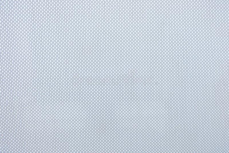 Der blaue Stoff wird ordentlich gefaltet lizenzfreie stockfotografie