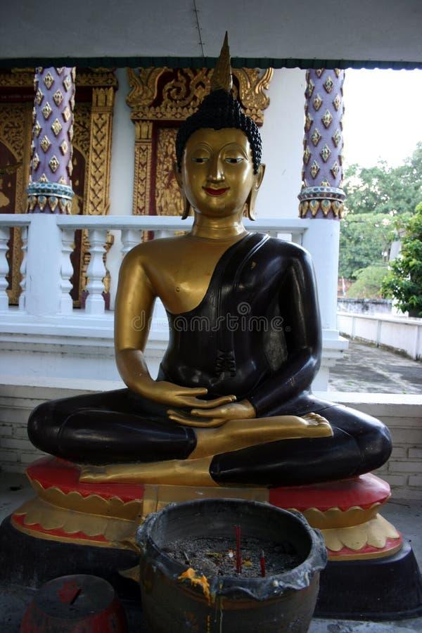 Der Buddha stockfoto