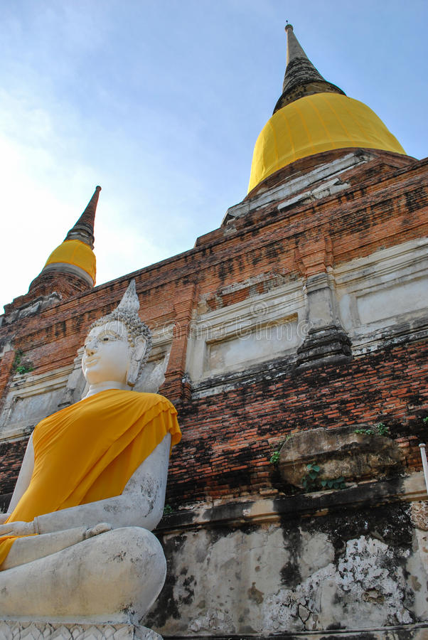 Der Buddha lizenzfreies stockbild