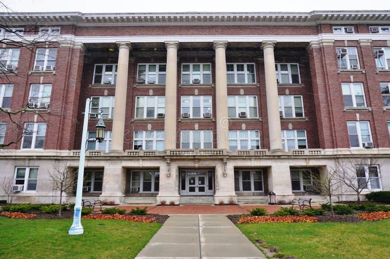 Der Campus der Staat Michigan-Universität lizenzfreie stockbilder