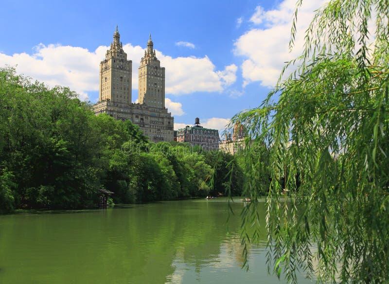 Der Central Park lizenzfreies stockbild