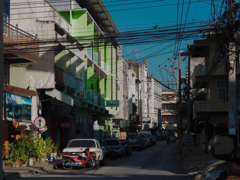 Der Charme von Lampang lizenzfreie stockfotografie