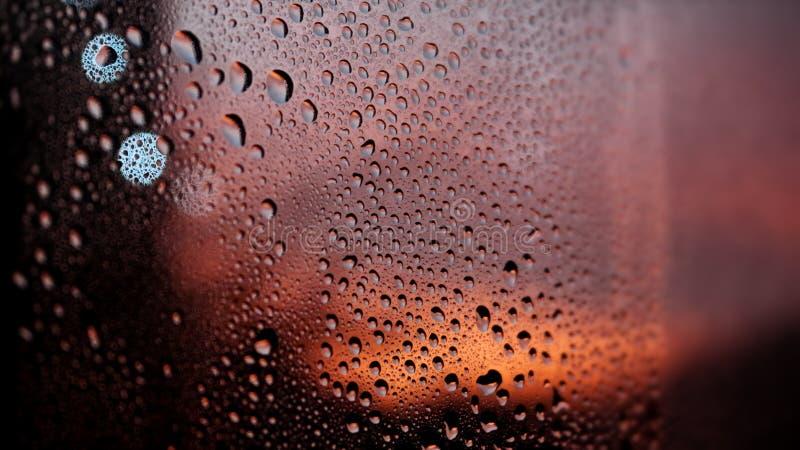 Der dauerhafte Regen 3 stockfoto