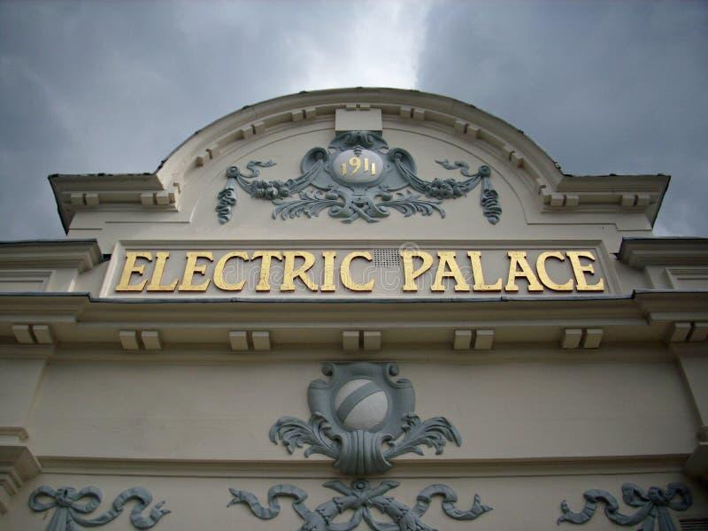 Der elektrische Palast, Harwich, Essex stockfoto